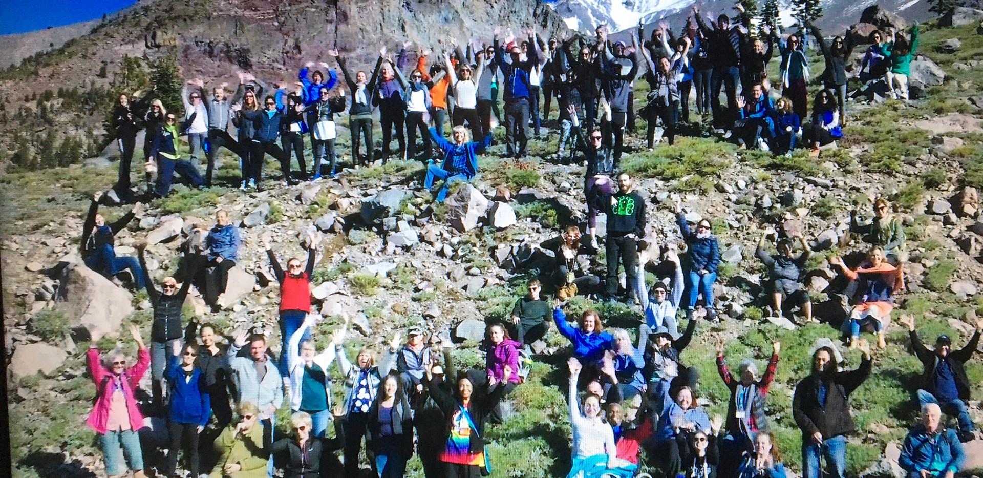 Mt. Shasta Reunion