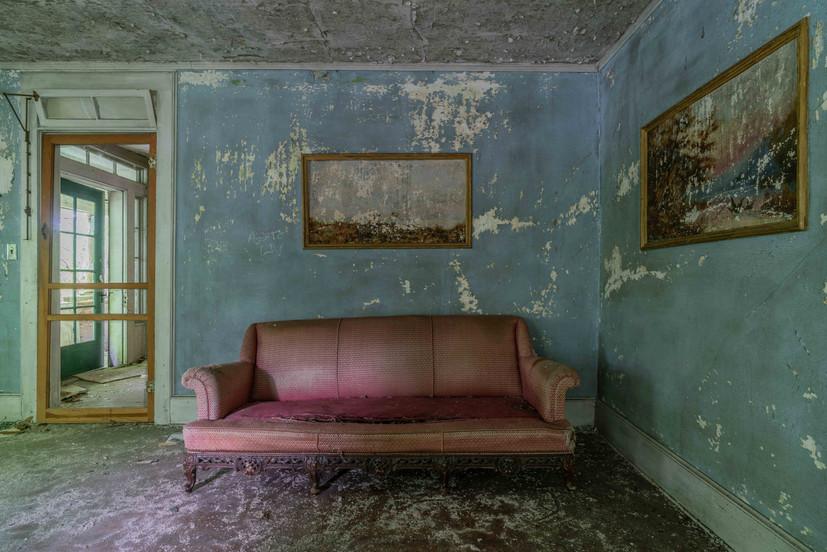 Abandoned Color Scheme