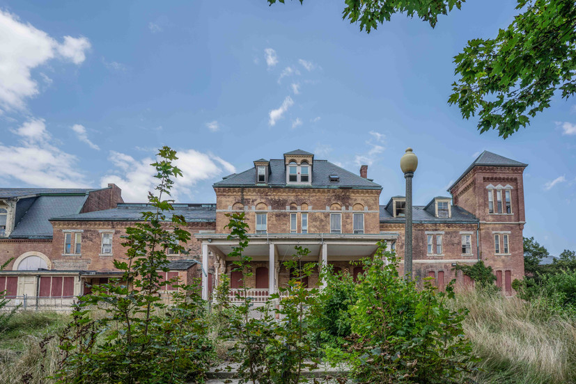 Old Main, Westborough State Hospital