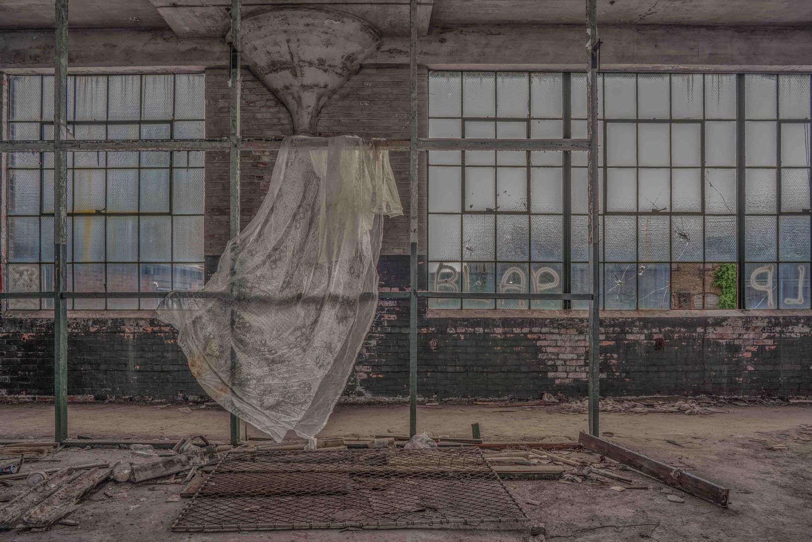 Lace Dancer, Scranton Lace Factory