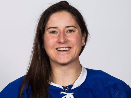 Anissa Gamble joining DHC on-ice staff