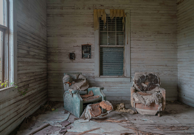 Sharecropper's Home