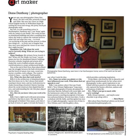 Art Maker - Daily Hampshire Gazette