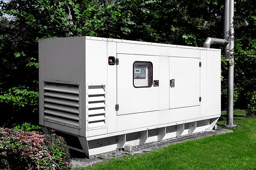 emergency generator for uninterruptible