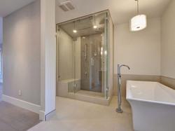 Hewlett Estates shower