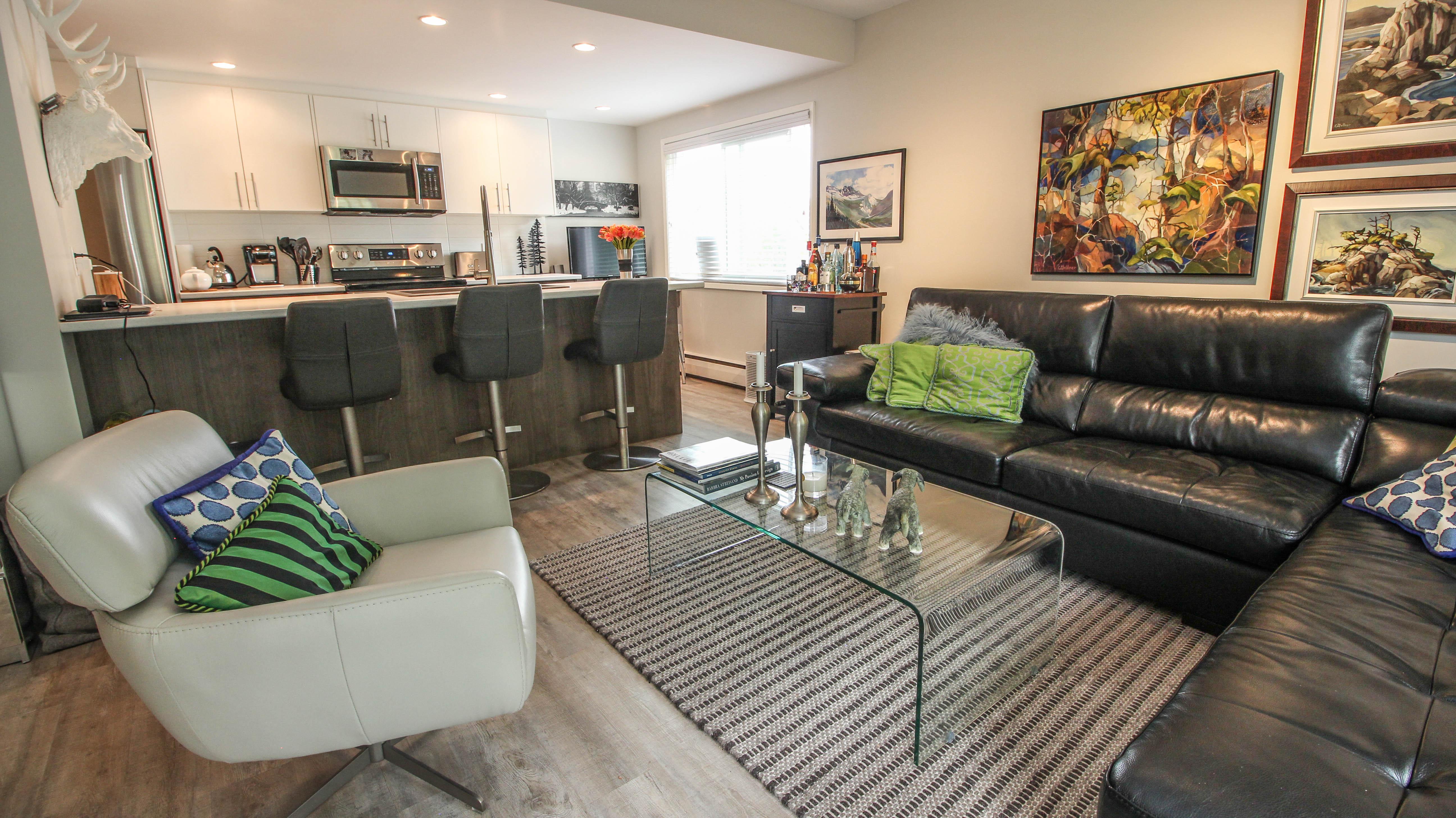 Southgate Apartments living 2