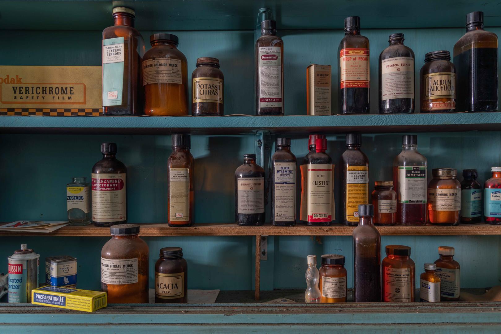 Pharmacy Stockroom