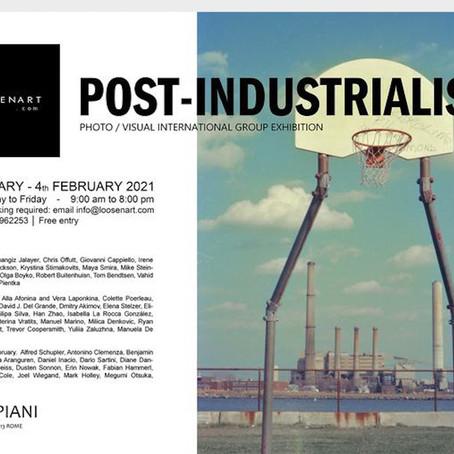 Post Industrialism Exhibit