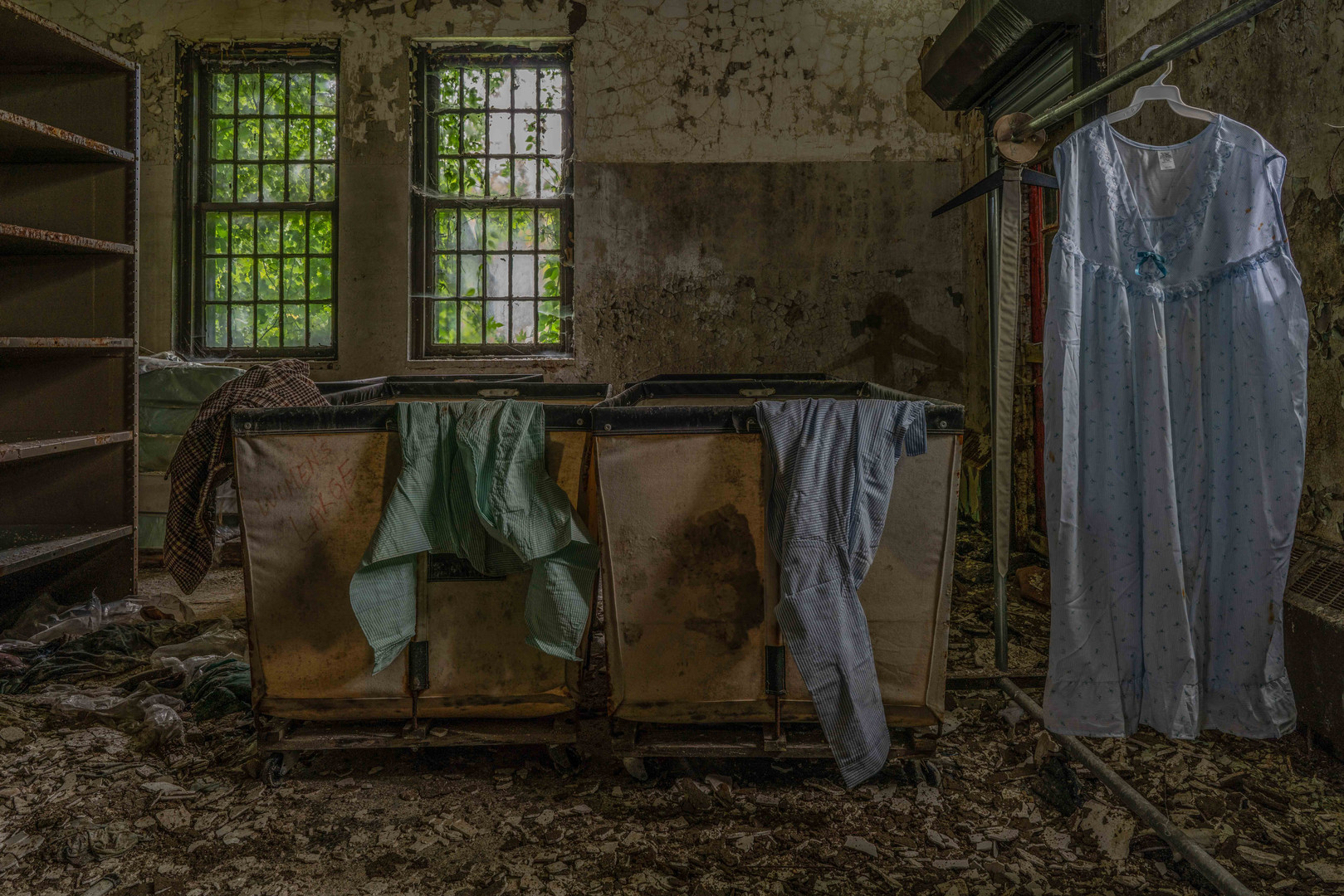 Clothing Dispensary, State Hospital