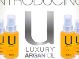 Unite Luxury Argan Oil: Products we LUV for February!
