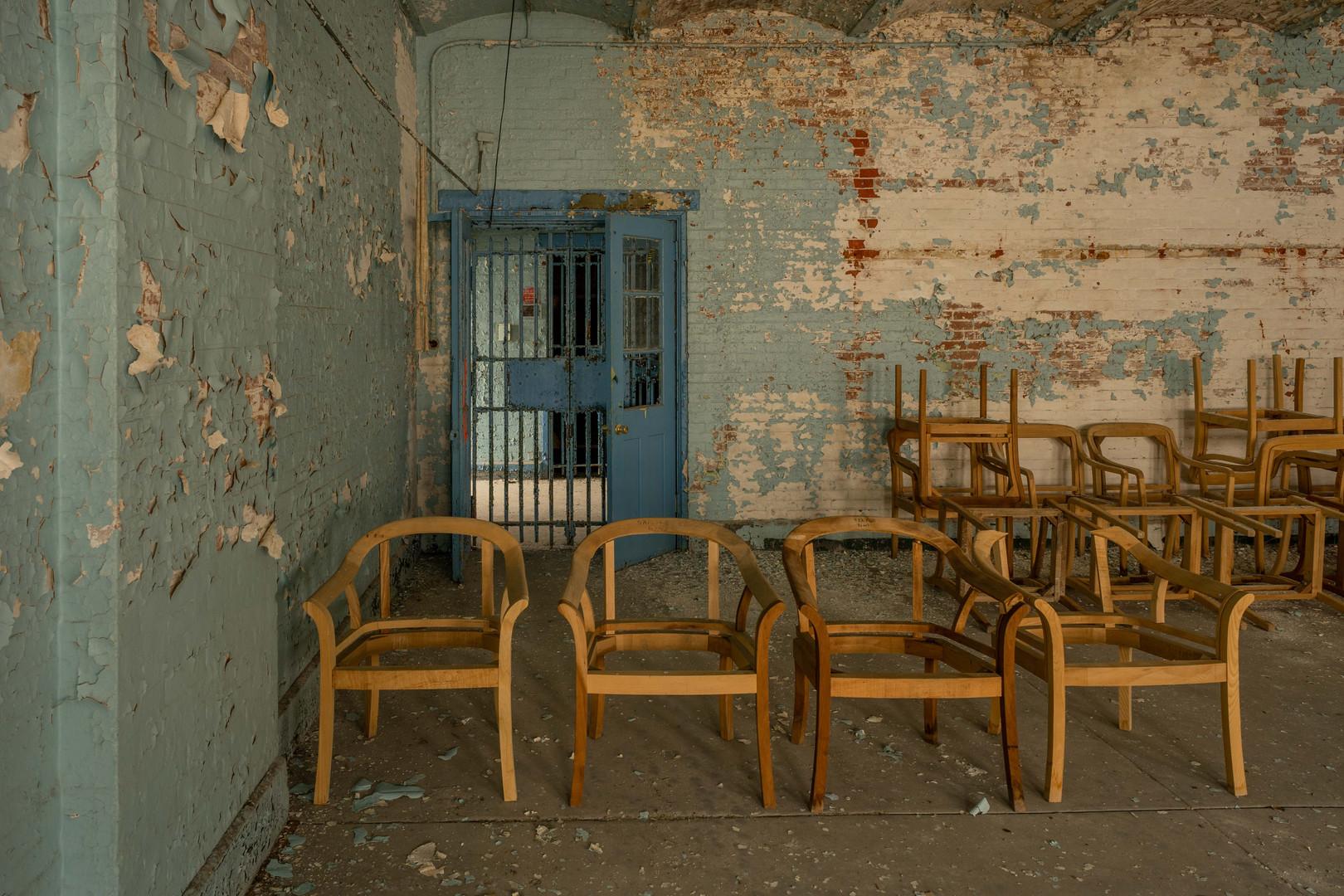 Prison Upholstery Workshop