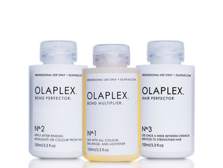 Products we LUV for January: Olaplex - The solution for breakage
