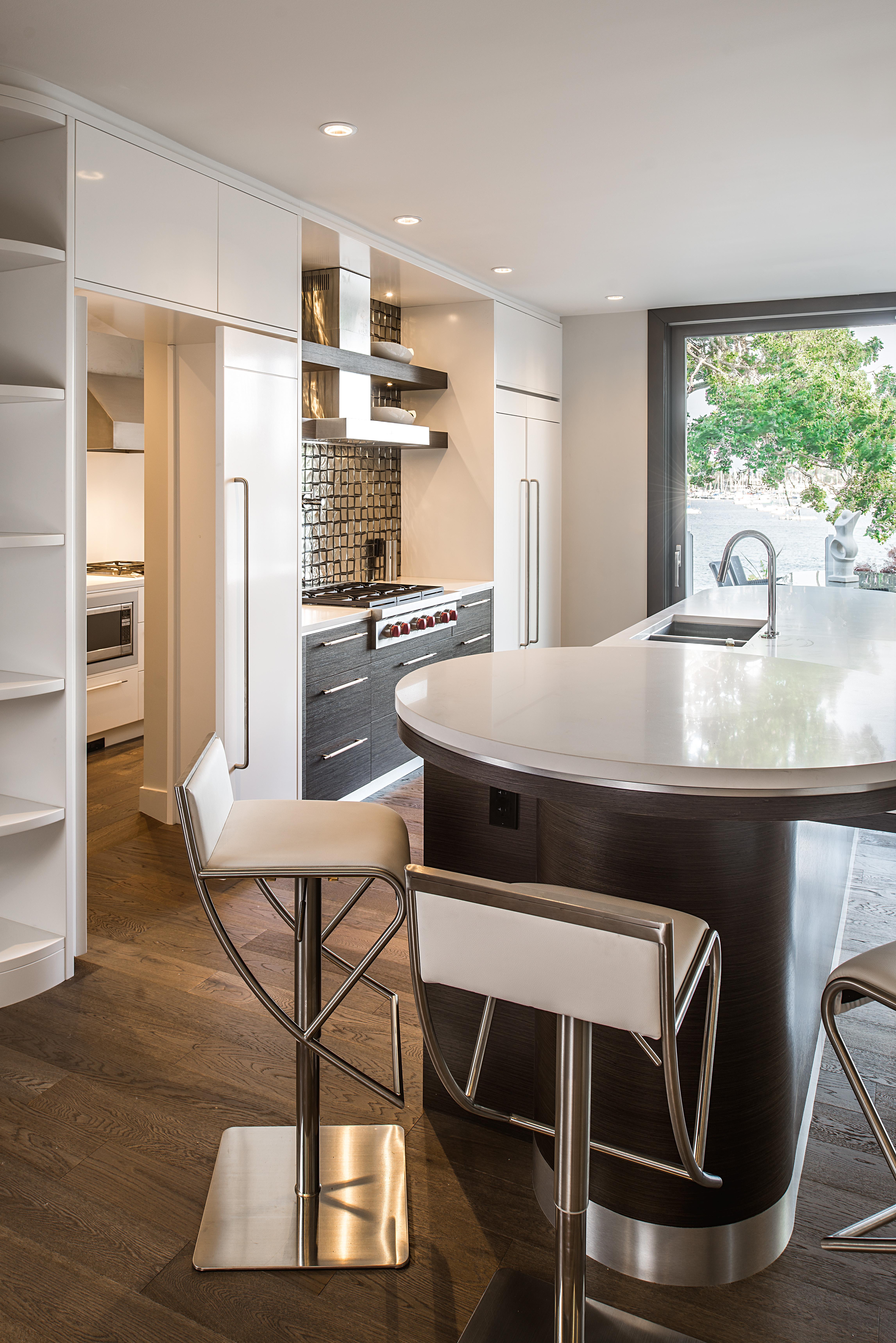 Somass - Kitchen side