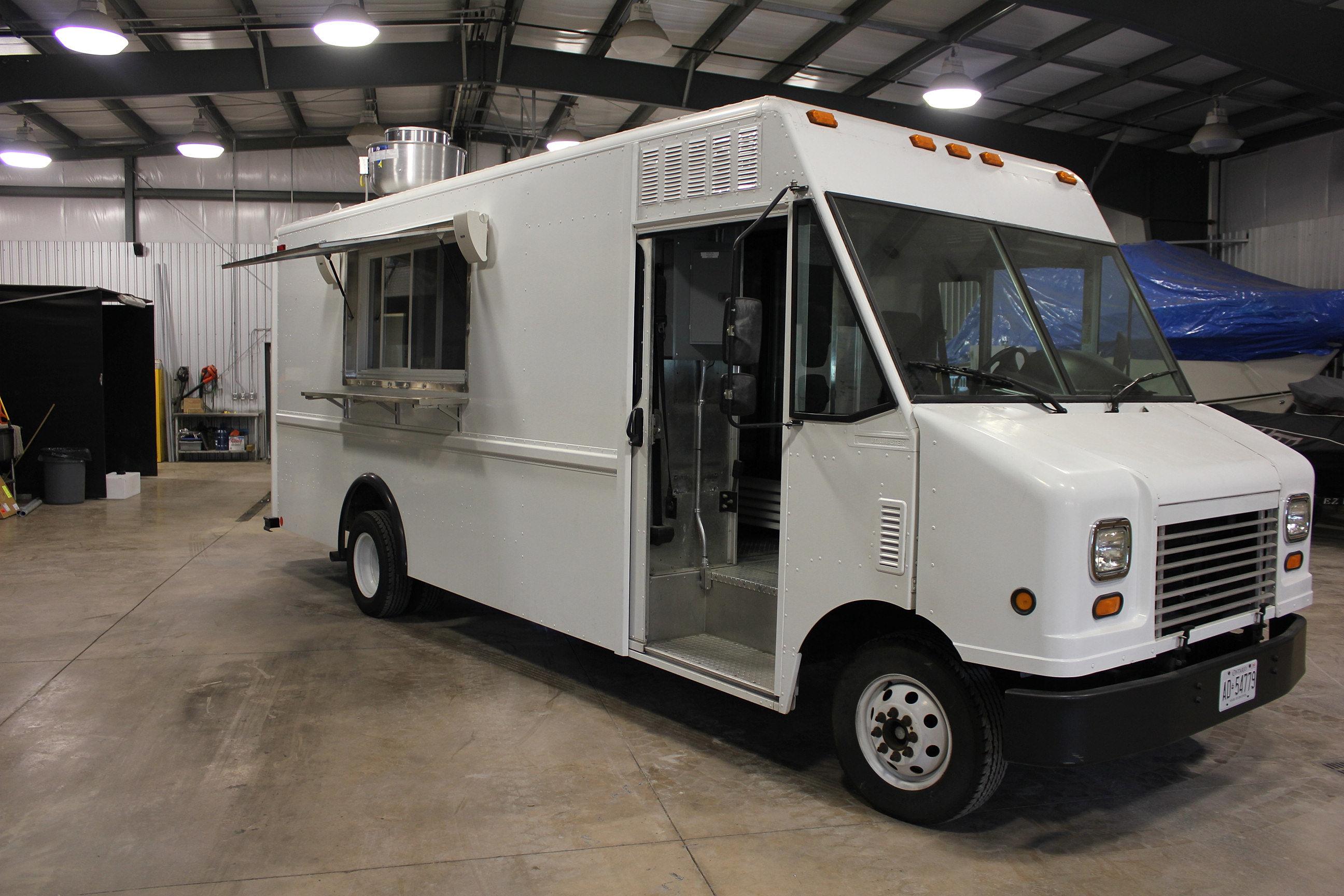 Custom Food Trucks Com