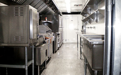 Mobile Kitchens Canada | Temporary Concession & Catering Trailers