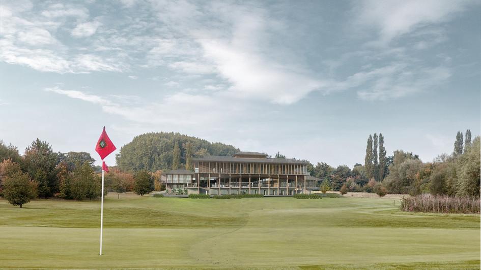 Golf Clubhouse- Tanjung Aru Eco Development