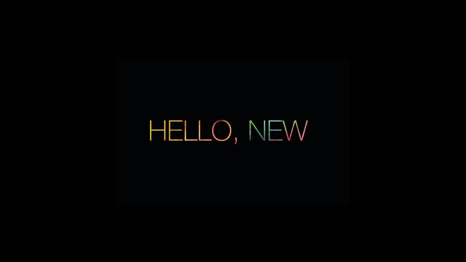 Hello New