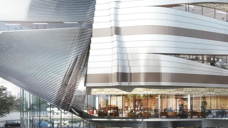 Xing Zeli, Zeke Dream City Shopping Center