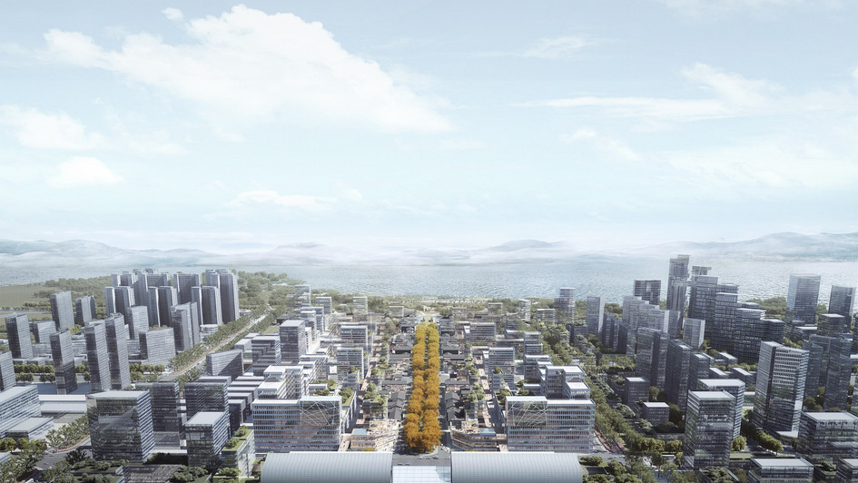 Mount-sea Dream City