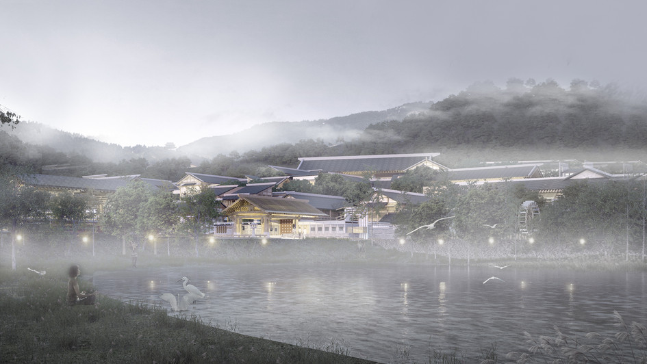 Ningbo Ecology & Culture Town