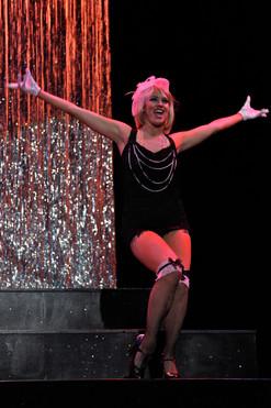 Cabaret Dancer/Singer