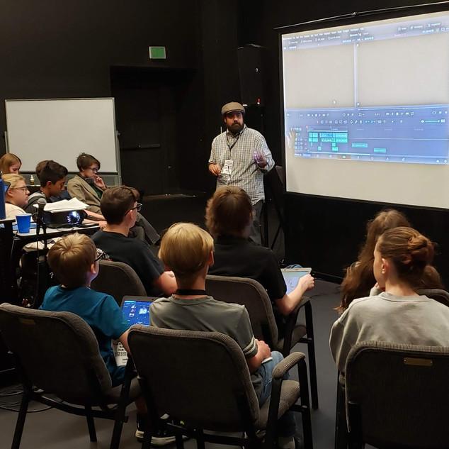Teaching Editing