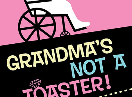 30 DAYS OF SHORTS | Grandma's Not a Toaster