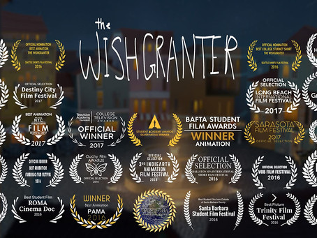 30 DAYS OF SHORTS | The Wishgranter