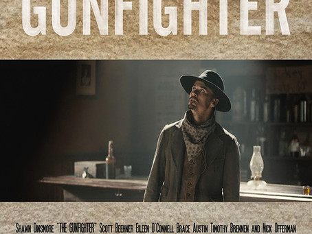 30 DAYS OF SHORTS | The Gunfighter