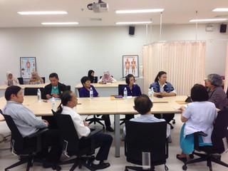 วิทยาลัยการแพทย์แผนตะวันออกปรับปรุงการเรียนการสอนแพทย์แผนไทย