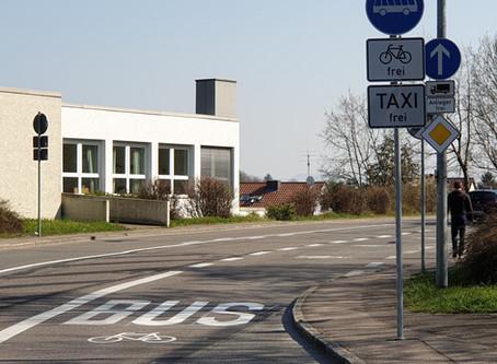 Vollsperrung der Geiselbachstraße- Auswirkungen auf unseren Bezirk