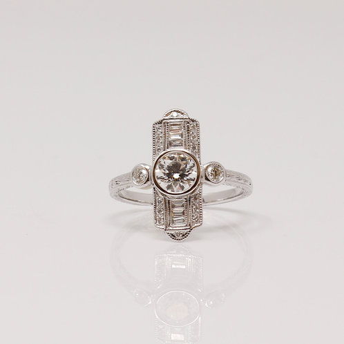 Beverley K Collection - Art Deco Style Ring