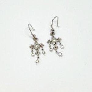 Aegean Style Drop Earrings