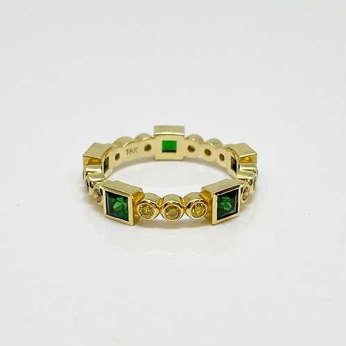 Wong Ken's Stacker Ring