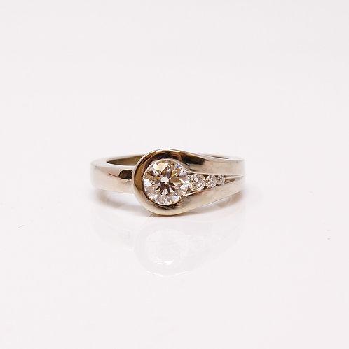 Wong Ken's Engagement Ring