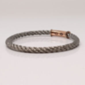 Wong Ken's Cable Bracelet