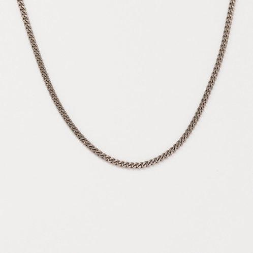 Titanium Curb Link Chain