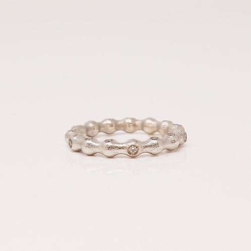 Wong Ken's Bamboo Collection Ring