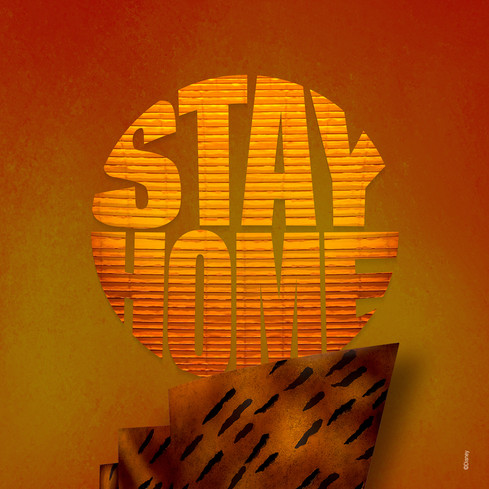 STAY HOME - THE LION KING