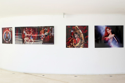 LIES THE EXHIBITION
