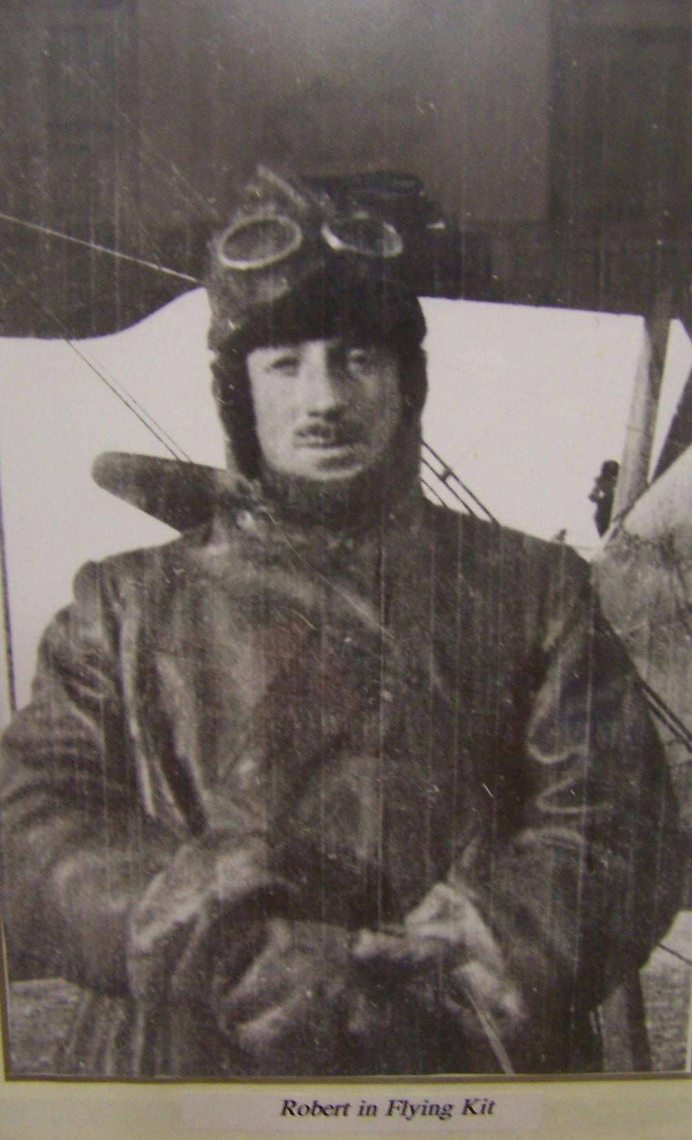 Major Robert Gregory