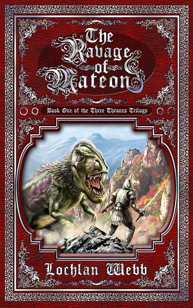 THE RAVAGE OF MATEON for kindle.jpg