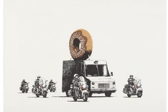 「Donuts Chocolate」