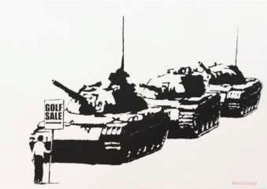「GOLF SALE」