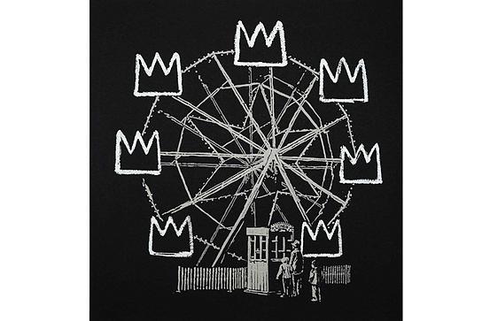 Banksquiart(Black)」