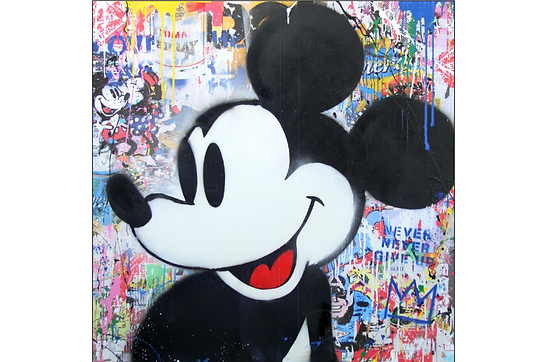 Mr.Brainwash「IMickey」