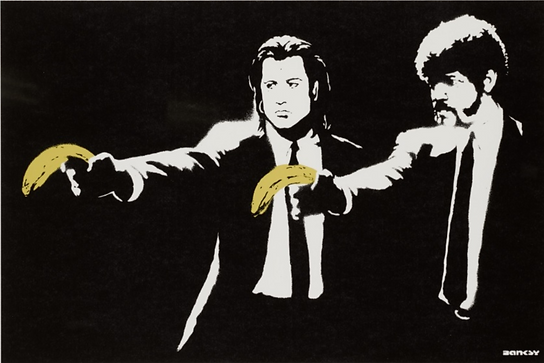 「Pulp Fiction」