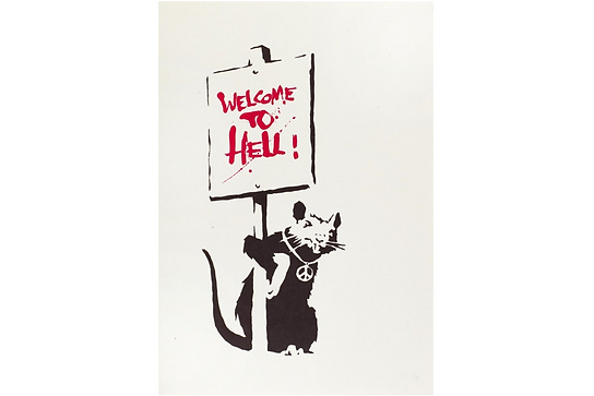 「Welcome to hell」