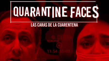Quarantine Faces Documentary