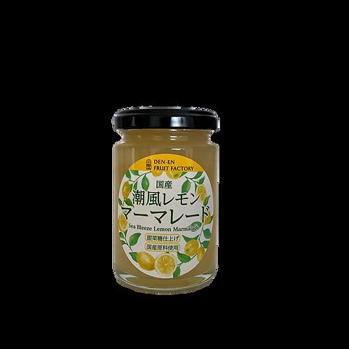 国産潮風レモンの贅沢ママレード